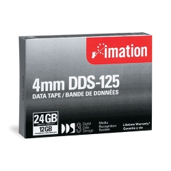 Imation DDS-3 4mm 125M Data Tape 12.0GB (11737)