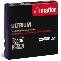 Imation Black Watch LTO 2 Tape 200GB (16598)