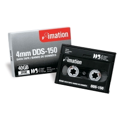 Imation DDS-4 4mm 150M Data Tape 20.0GB (40963)