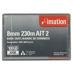 Imation AIT-2 230M, 50/100GB Data Tape (41467)