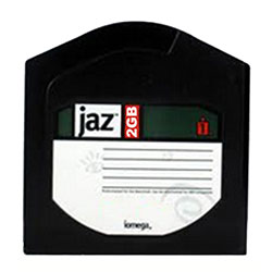 Iomega Jaz 2GB Removable Cart. MAC (10600)