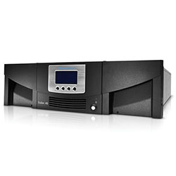 Quantum Scalar i40 Library w 2 LTO 6 Drives (LSC14-CB6N-228G)