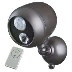 Mr Beams Remote Controlled Spotlight, 140 lm (MB371)