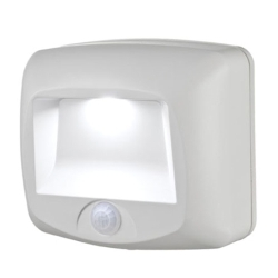Mr Beams Motion Sensor Step Light- White, 20 lm (MB530)