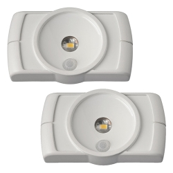 Mr Beams Motion Sensor Under Cabinet Lights, 35 lm 2PK (MB852)