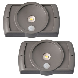Mr Beams Motion Sensor Under Cabinet Lights, 35 lm 2PK (MB862)