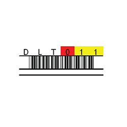 DLT IV Media Barcode Labels