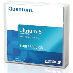 Quantum LTO 5 Tape 1.5/3.0TB (MR-L5MQN-01)