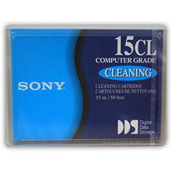 Sony 4mm Cleaning Cartridge 15M (DGD-15CL)