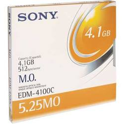 "Sony 5.25"" RW Optical 4.1GB 512B/S (EDM-4100C)"