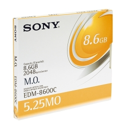 "Sony 5.25"" RW Optical 8.6GB 2KB/S (EDM-8600C)"