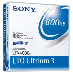 Sony LTO 3 Tape 400GB (LTX400G)