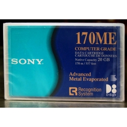Sony 8mm Mammoth Data Tape 20GB (QGD-170ME)