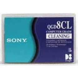 Sony 8mm Cleaning Cart. 18-Pass (QGD-8CL)
