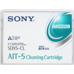Sony AIT-5 Cleaning Cartridge (80 Cleanings) (SDX5-CL)