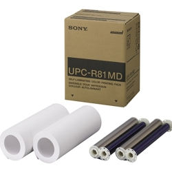Sony Color Pk UP-DR80MD - 100 Prints (UPC-R81MD)