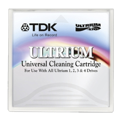 TDK LTO Universal Cleaning Cartridge (27637)