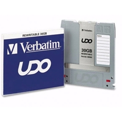 Verbatim 30GB UDO RW Optical Disk, 8192B/S (89982)