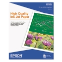 "Epson High Quality Inkjet Paper 8.5"" X 11"" Matte (SO41111)"
