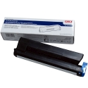 Okidata Black Toner Cartridge, 7K Yield (43979201)