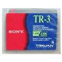 Travan Formatted Data Cartridges