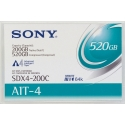Sony 8mm AIT 4 Data Tape w/R-MIC 200GB (SDX4-200C)