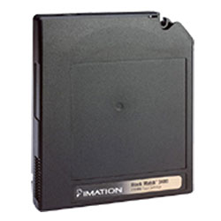 Imation Black Watch 3480 Cartridge, 575', 210MB (12514)