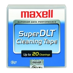 Maxell Super DLTtape Cleaning Cart. (183710)