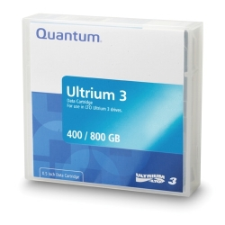 Quantum LTO 3 Tape 400GB (MR-L3MQN-01)