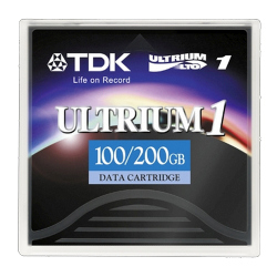 TDK LTO 1 Tapes 100GB (27580)